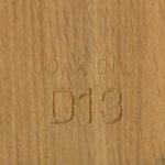 D13 oan oil