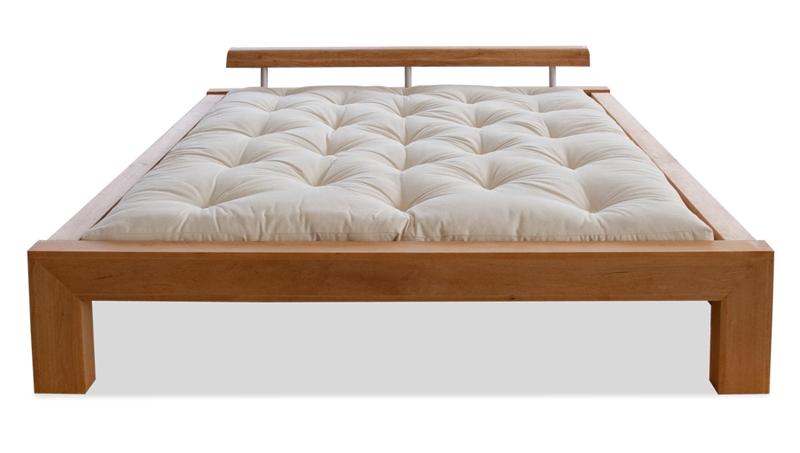 łóżko Olchowedębowe Aurelio Kolorowychsnowpl Meble Do