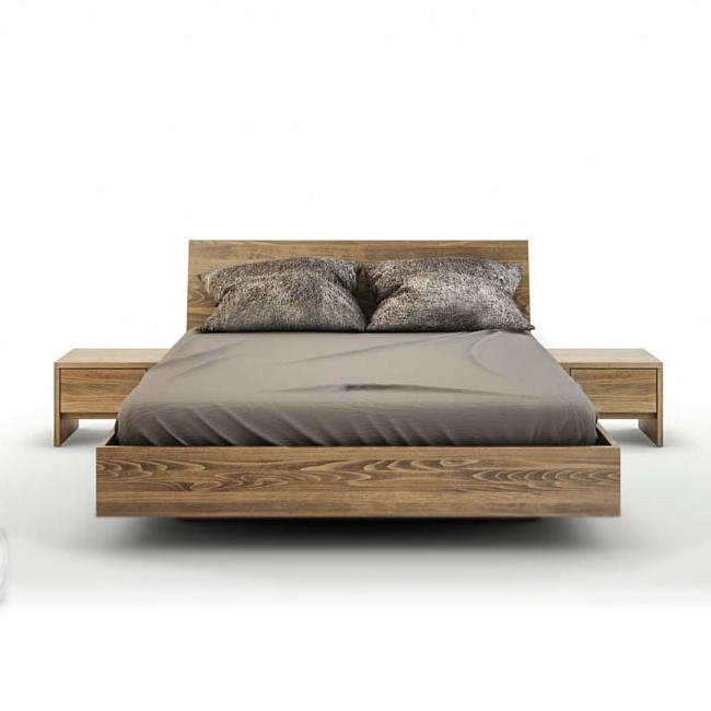 łóżko Bukowe Baletto Box Z Pojemnikiem Kolorowychsnowpl